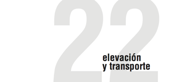 Elevación y Transporte